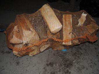 Säck (20Kg) Brennholz