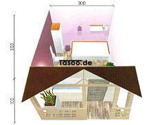 MI-D5 Ferienholzhaus