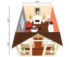 MI-D3 Ferienholzhaus