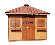 MI-N5 Holz Gerätehaus