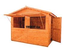 MI-N8 Holz Kiosk