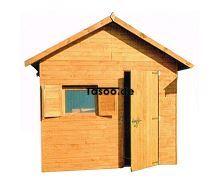 MI-N1 Holz Gerätehaus