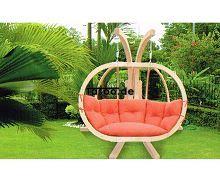 MI-WKF2 Hängekorb für zwei Personen + Sessel