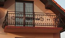 AD-B-01 Metallbalustrade