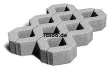 PI-azure durchbrochene Betonplatte